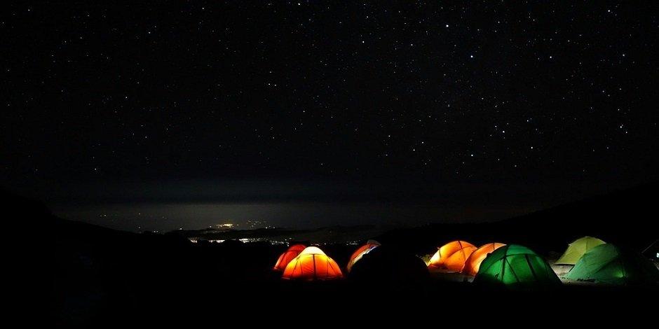 Camp-au-Kilimandjaro