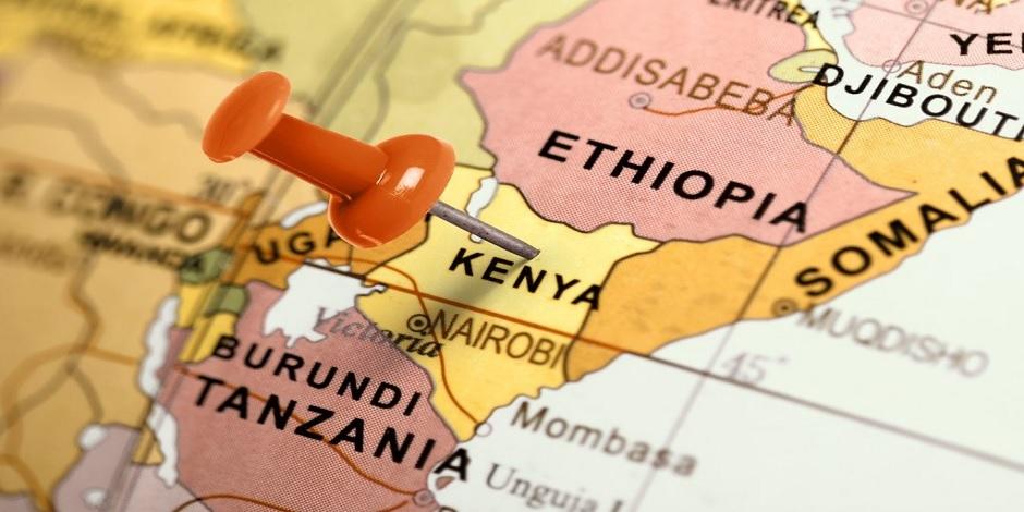 Le Kenya sur papier